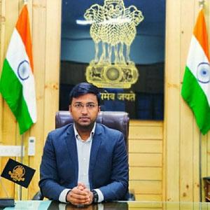 Shivam Pratap Singh AIR-52